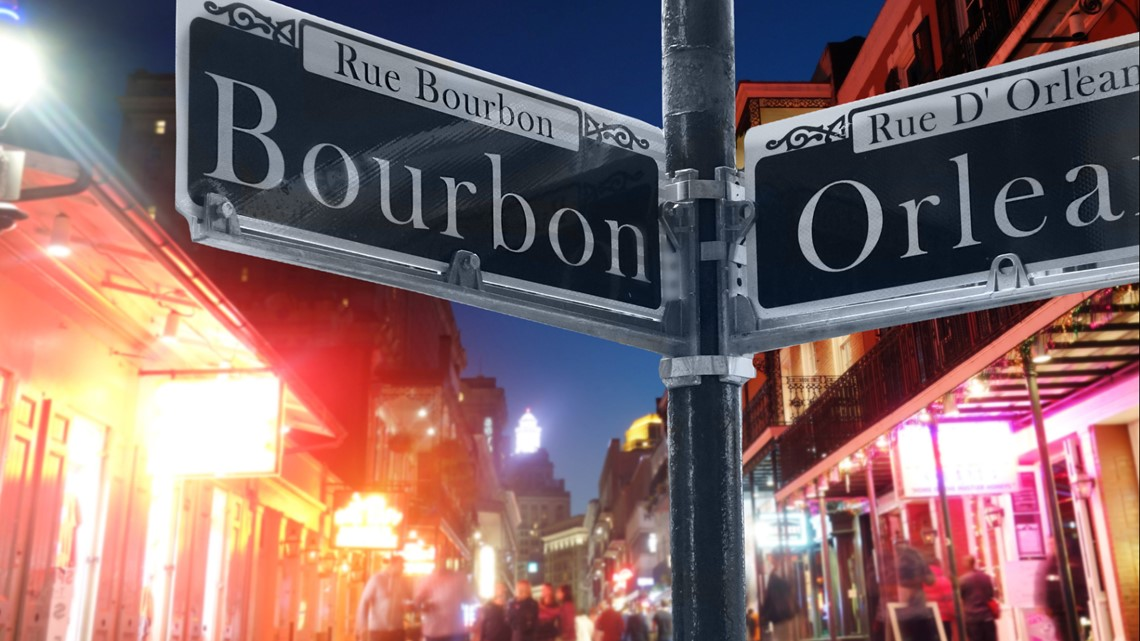 Live: Bourbon Street for Mardi Gras 2020