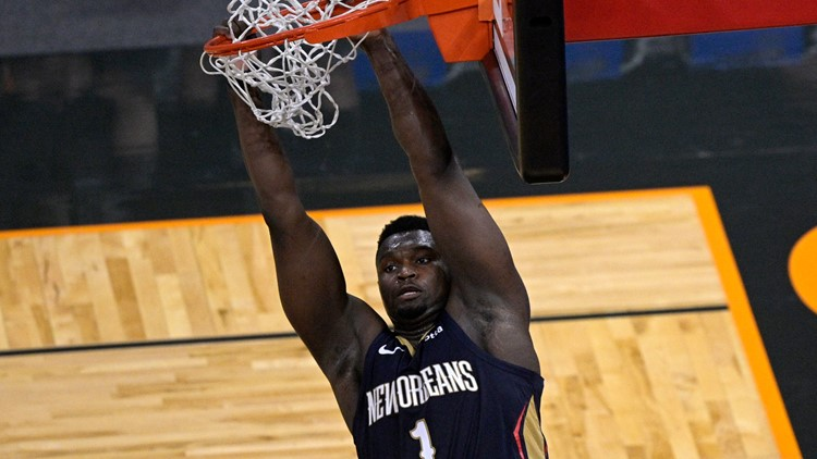 Zion out as Pelicans playoff hopes hang in the balance
