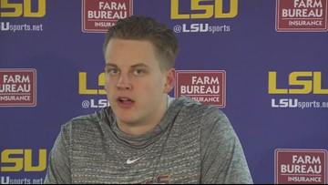 LSU Quarterback Joe Burrow's full post-Alabama press conference