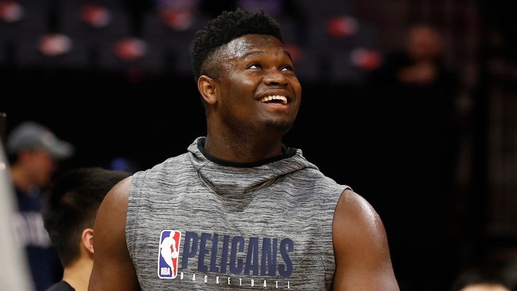 Zion's debut will be on national TV after ESPN bumps other game