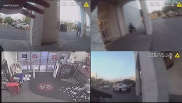 Experts analyze NOPD body camera footage from Uptown shootout