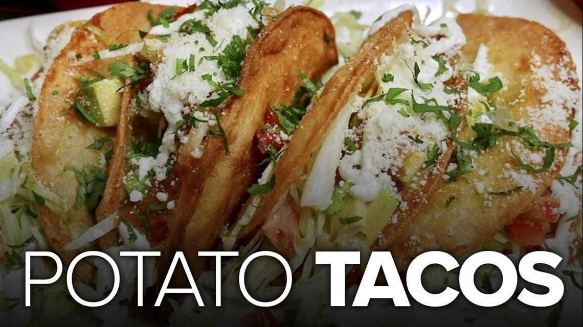 Recipe: Chef Kevin's Potato Tacos
