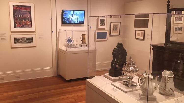 HNOC exhibit