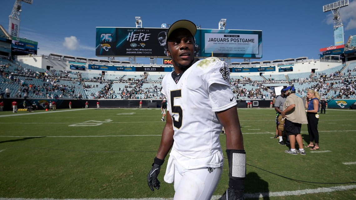 Teddy Bridgewater: 'This 2019 Saints team will always hold a special place in my heart'