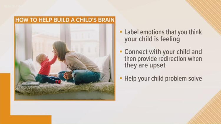How to help build your children's brain