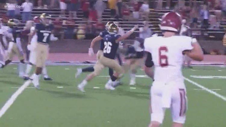 Holy Cross Tops Brother Martin In Tight Contest Wwltv Com