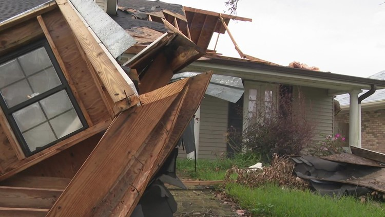 Hurricane Ida — One month later