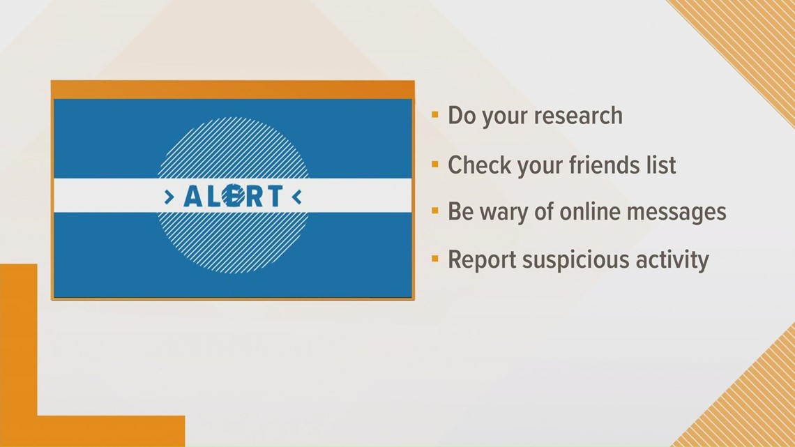 Consumer Alert: Social media scams
