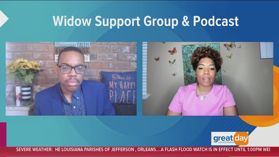 Widows Support Group & Podcast