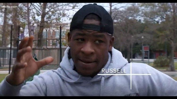 Russell juvenile crime