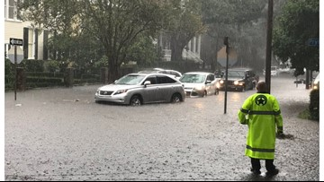 New Orleans residents exasperated by street flooding