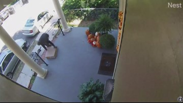 Louisiana among worst states for 'Porch Pirates' thefts