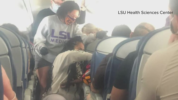 LSU students honored for quick thinking