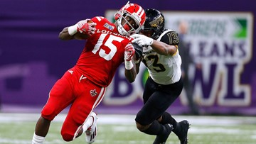 Louisiana-Lafayette's football coach gets contract extension