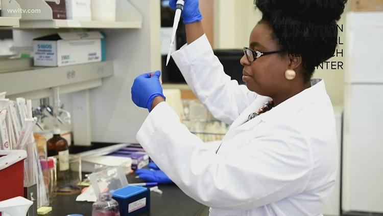 LSU doctor to study coronavirus weight fluctuations