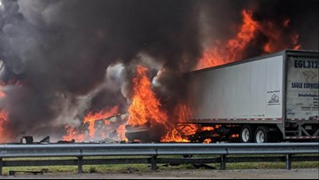 Pregnant woman remains hospitalized after 5 Louisiana children killed in fiery Florida crash
