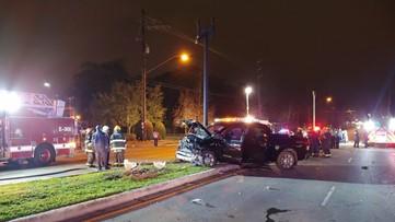 Man killed in Kenner car crash, police say