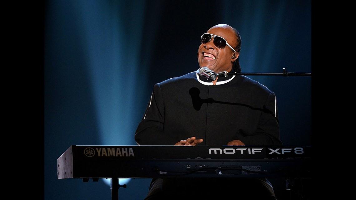 Stevie Wonder backs movement to rename Jefferson Davis Pkwy after Dr. Norman Francis