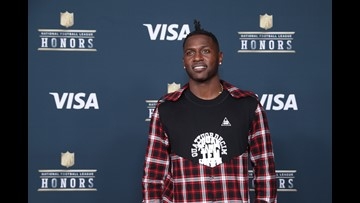 Reports: Antonio Brown working out for the Saints
