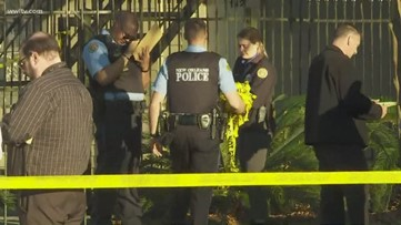 Two male victims shot near Central City, blocks away from and less than 2 hours after a killing in the area