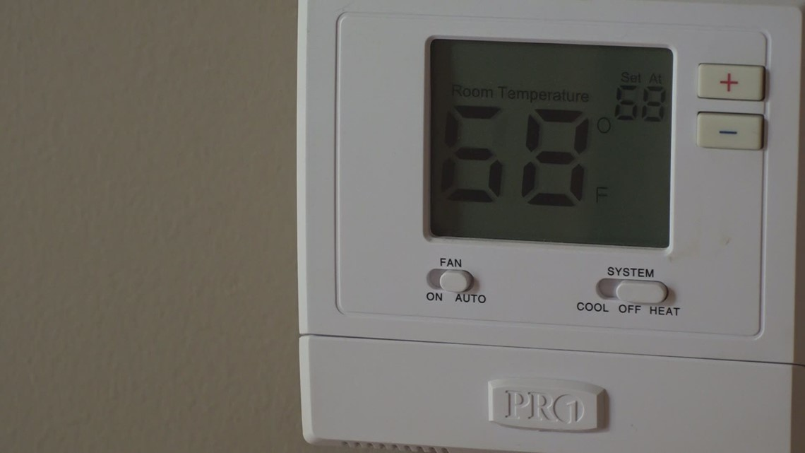 What you can do to conserve energy and stay warm during freeze