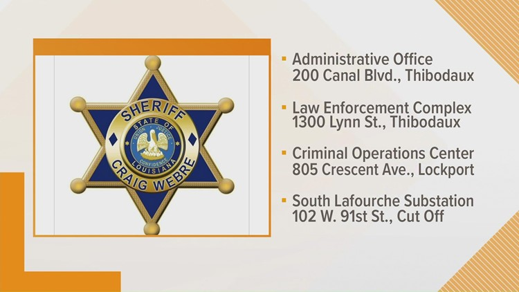Bless Your Heart, Lafourche Parish Sheriff's Office team up for a jacket donation drive