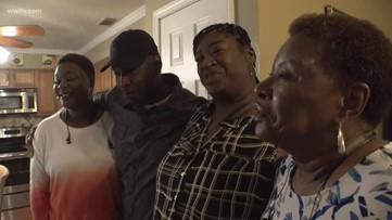 A miscalculation led to a Slidell man's life sentence; after 10 years in prison, he walks free