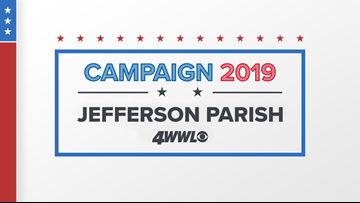 Jefferson Parish Election Results