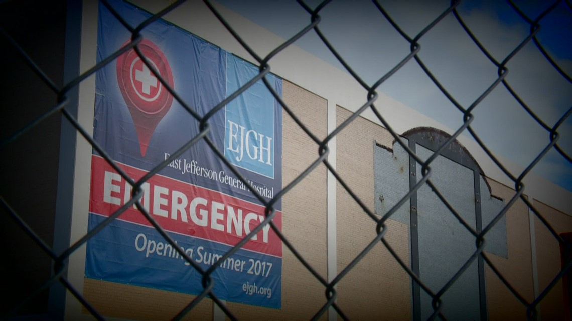 Abandoned JP building at busy intersection to become pediatric hospital