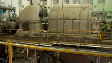 S&WB plans to stop using costly, refurbished Turbine 4