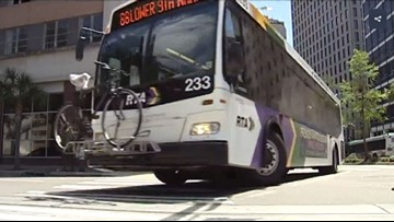 RTA resuming service in New Orleans