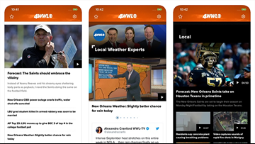 WWL-TV has a new app, download it here!