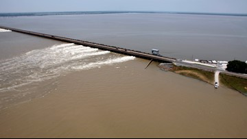 Morganza Spillway may be opened as early as June 2
