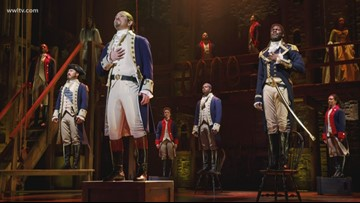 Tickets for Hamilton in New Orleans go on sale in January