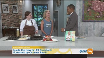 Cook healthier meals with 'The Eat Fit Cookbook'