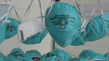 Nurses dealing with COVID-19 concerned about lack of protective gear