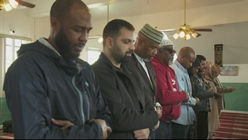 New Orleans mosque holds multi-faith service to mourn New Zealand terror victims