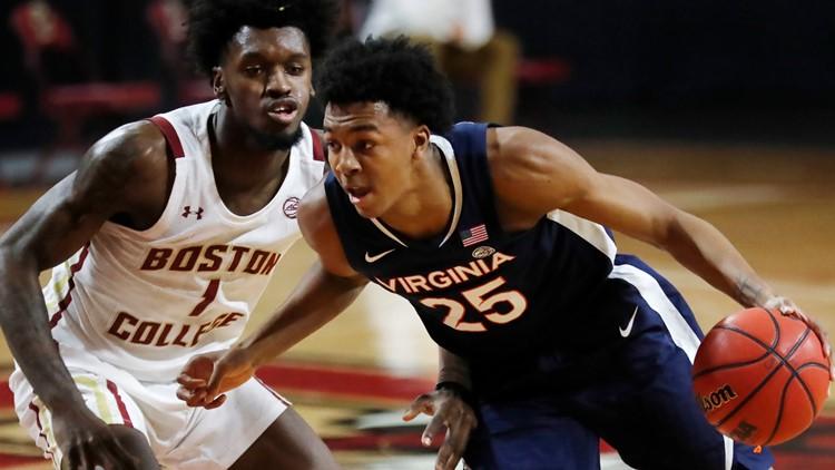 Pelicans draft hot-shooting Trey Murphy III in NBA Draft's first round