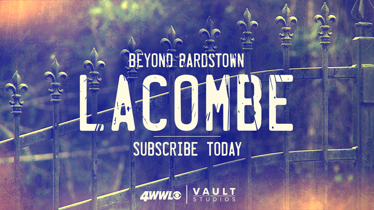 Beyond Bardstown: Lacombe | An original true-crime podcast from WWL-TV