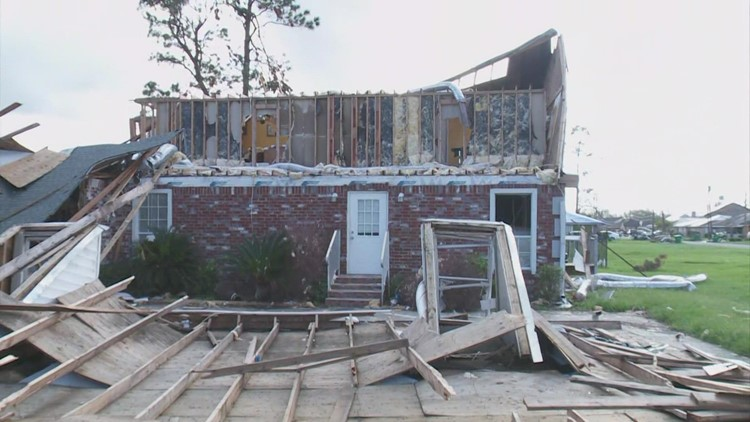 'I love my community' - small town of Edgard bands together to make it through storm aftermath