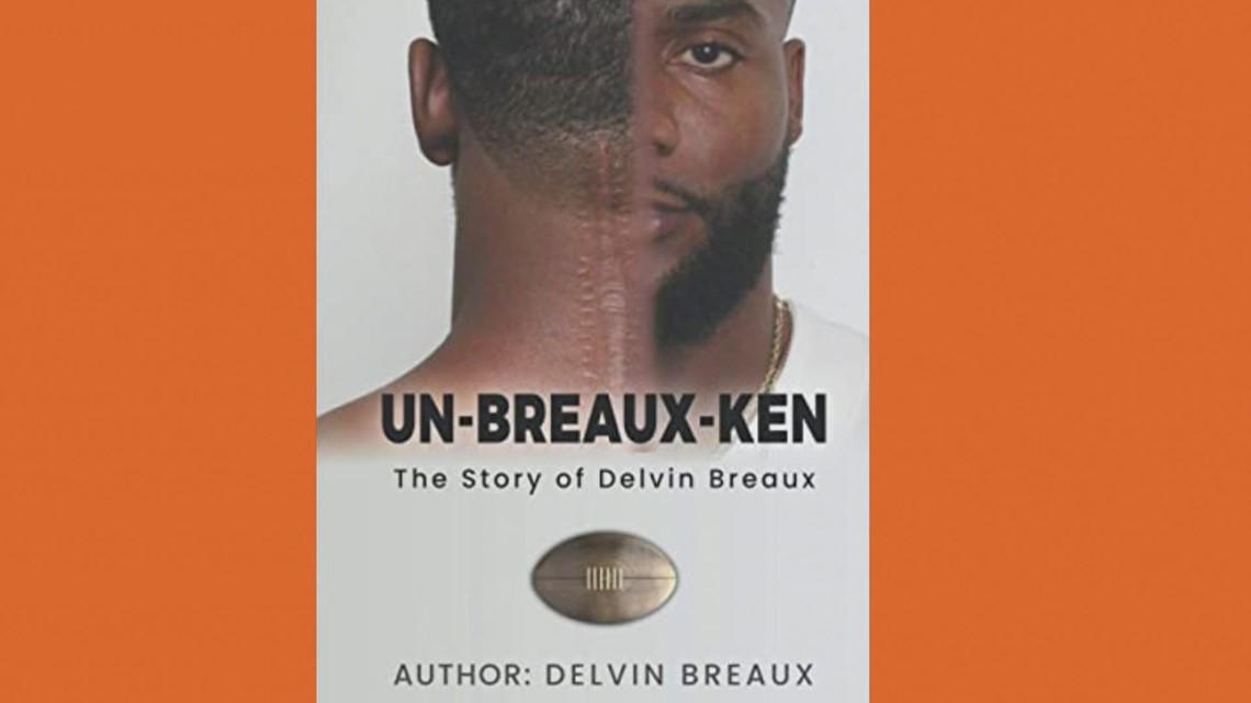 'Un-Breaux-Ken' turns former Saint into author