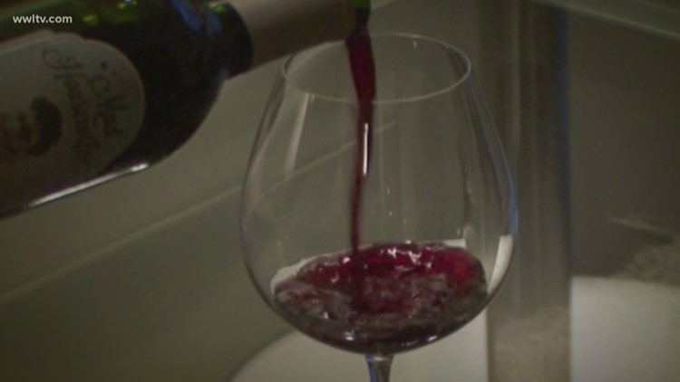 How could 'giving up Alcohol for Lent' help your health? Ochsner can help show you the difference