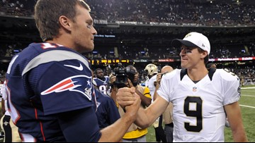 Brees, Brady's mutual respect is even rarer than their record-setting careers