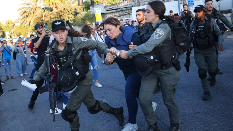 Israel arrests Jerusalem activist where Palestinian families forcibly removed from homes