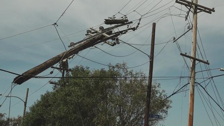 Jefferson Parish city council questions Entergy on power restoration for parts of the parish