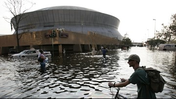 14 years later, WWL-TV remembers Hurricane Katrina