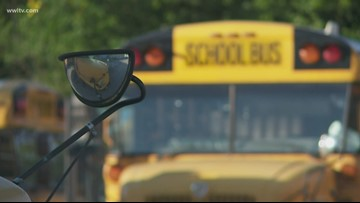 Charter school board votes to fire school bus company exposed by WWL-TV