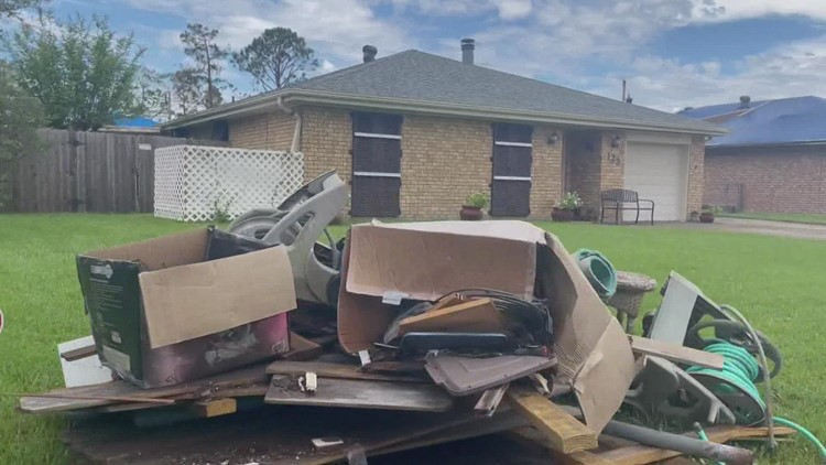 Parts of Destrehan still in the dark as power returns to most of St. Charles Parish