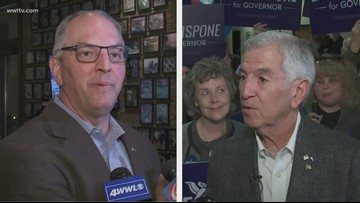 New Orleans area voters key in governor's election