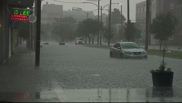 Flash Flood Warning lifted, water recedes from New Orleans